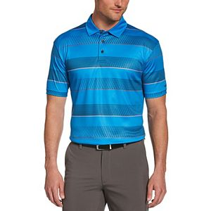 Men's Grand Slam Classic Fit Short Sleeve Printed Polo