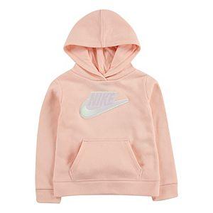 Toddler Girl Nike Fleece Pullover Hoodie