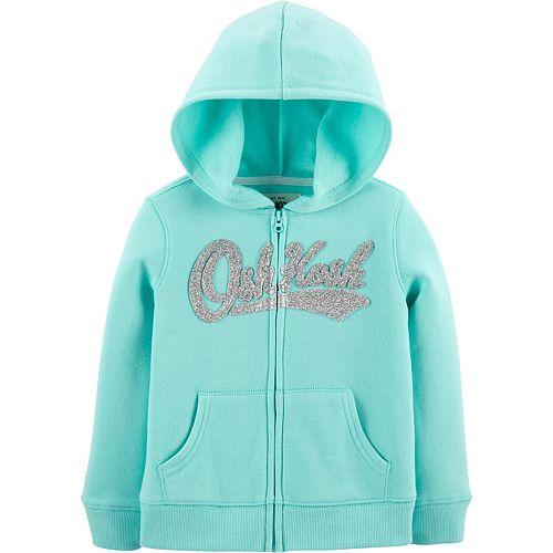 Toddler Girl OshKosh B'gosh® Logo Hoodie