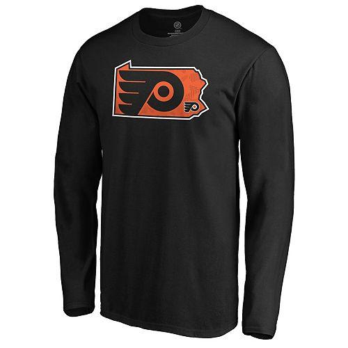 Men's Philadelphia Flyers Team State Pride Tee