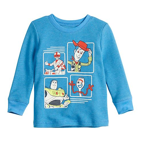 Baby Boy Jumping Beans® Toy Story Group Picture Long-Sleeve Tee