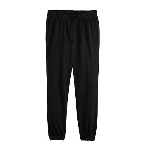 Girls 4-14 SO® Jogger Pants