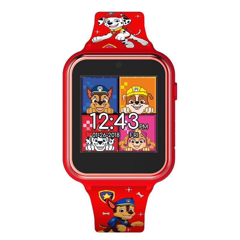 Paw Patrol Kids' Interactive Watch, Boy's, Size: Large