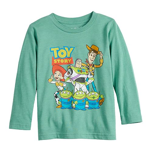 Toddler Boy Disney's Toy Story Group Photo Tee by Jumping Beans®