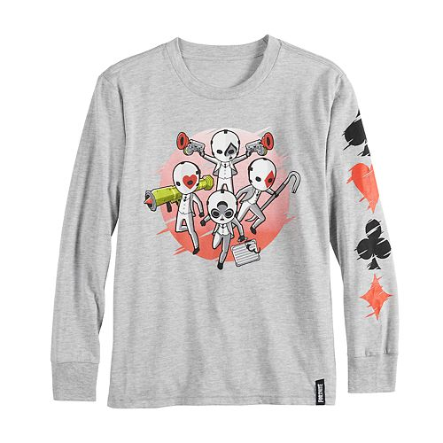 Boys 8-20 Fortnite Suits Tee