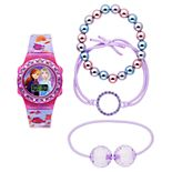 Disney's Frozen 2 Digital Light-Up Watch & Bracelet Set