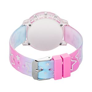 JoJo Siwa Kids' Light-Up Digital Watch & Bracelet Set