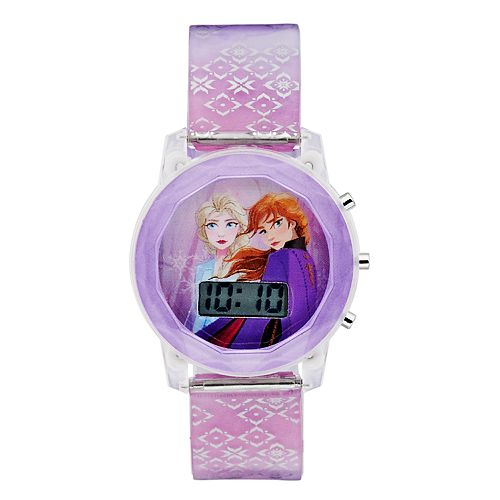 "Disney's ""Frozen 2"" Kids' Digital Light-Up Watch"