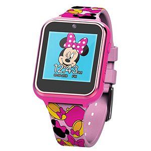 Disney's Minnie Mouse Kids' Interactive Touchscreen Watch