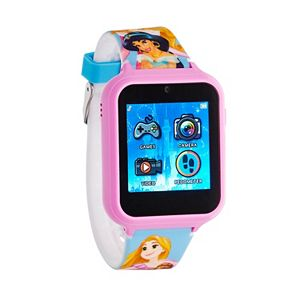 Disney Princesses Kids' Interactive Touchscreen Watch