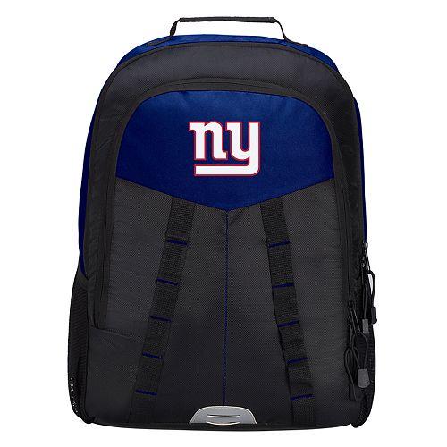 "New York Giants ""Scorcher"" Sports Backpack"