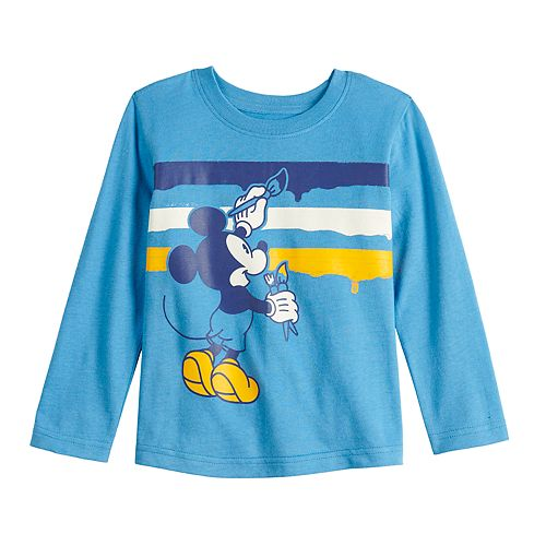 Disney's Mickey Mouse Boy's Jersey Tee by Jumping Beans®