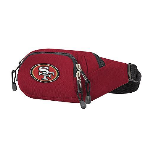 NFL San Francisco 49ers Cross Country Waist Bag