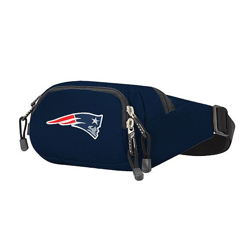 NFL New England Patriots Cross Country Waist Bag