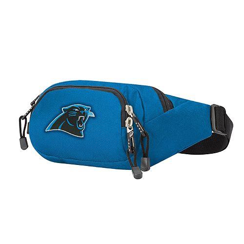 NFL Carolina Panthers Cross Country Waist Bag