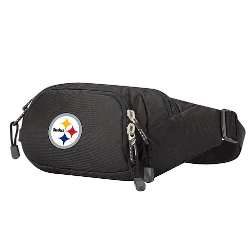 NFL Pittsburgh Steelers Cross Country Waist Bag
