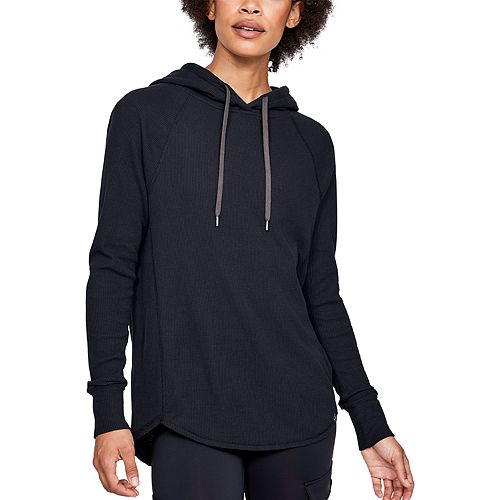Women's Under Armour Waffle Hoodie