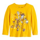 Disney / Pixar Toy Story 4 Woody, Forky & Bullseye Toddler Boy Graphic Tee by Jumping Beans®