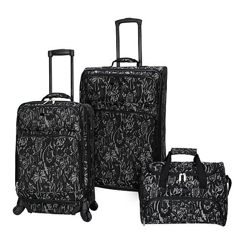 iPack Journey 3-Piece Spinner Luggage Set