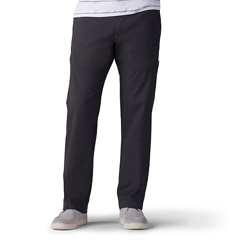 Big & Tall Lee Extreme Comfort Straight-Fit Cargo Pants