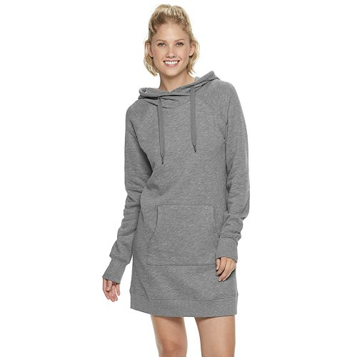 Women's Tek Gear® Cross Neck Hooded Dress