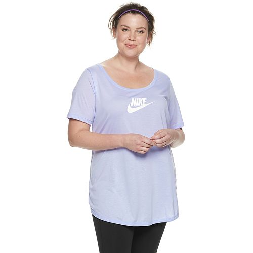 Plus Size Nike Essential Tunic