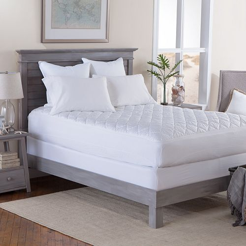Tommy Bahama Triple Protection Stain Release Mattress Pad