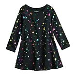 Toddler Girl Jumping Beans® Star Swing Dress