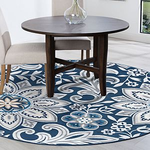 KHL Rugs Piper Floral Rug