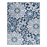 KHL Rugs Piper Floral Scatter Mat