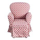 HomePop Kids Chair and Ottoman