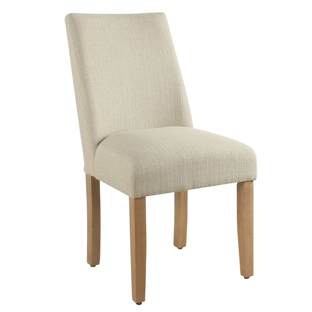 HomePop Marin Curved Back Dining Chair