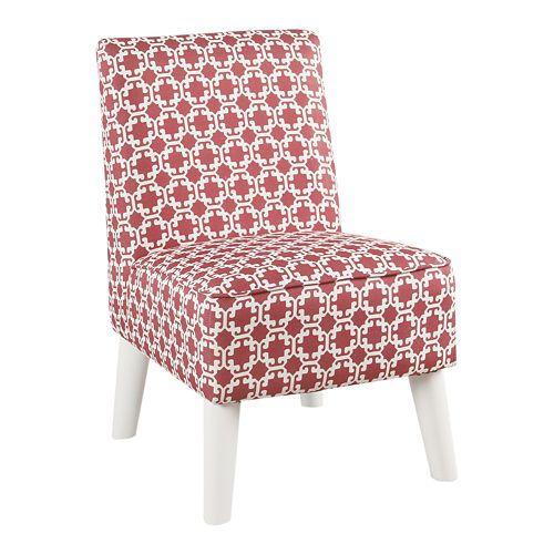 HomePop Kids Modern Slipper Chair