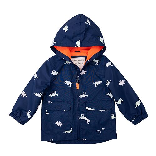 Toddler Boy Carter's Enhanced Radiance Rainslicker Jacket