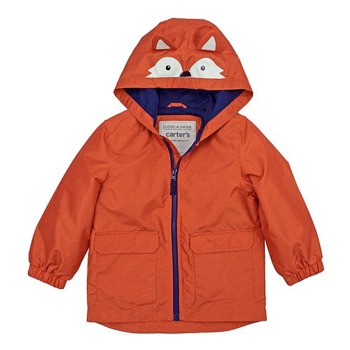 Toddler Boy Carter's Enhanced Radiance Rainslicker Jacket