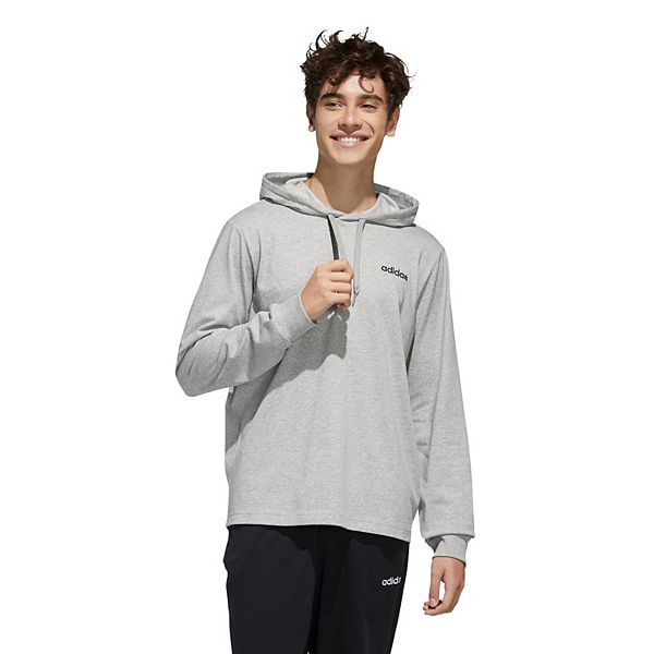 Men's adidas Essential Cotton Jersey Hoodie