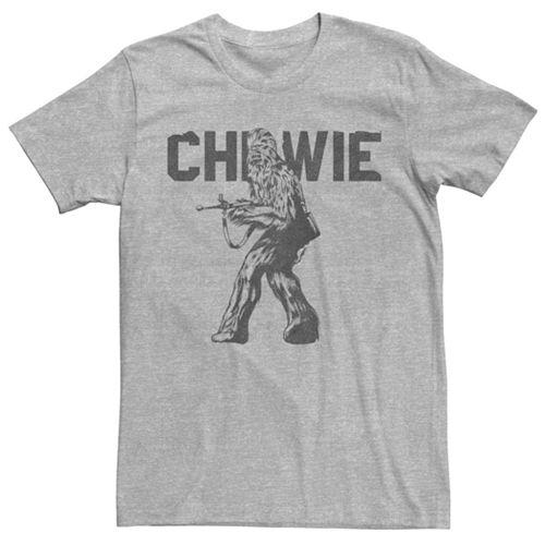 Men's Star Wars Chewie Tee
