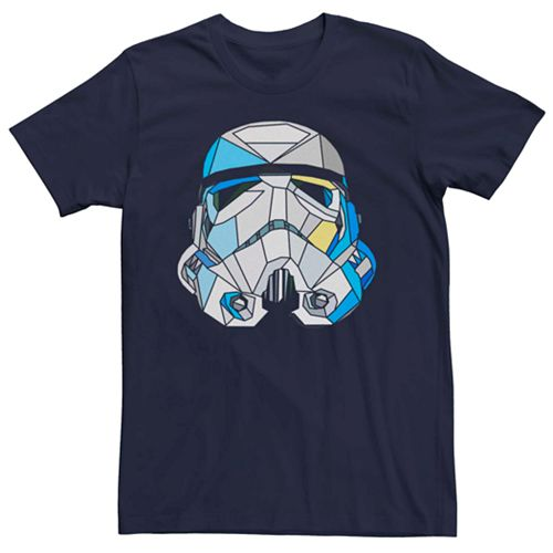 Men's Star Wars Stormtrooper Stained-Glass Tee