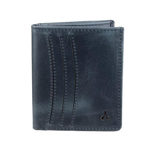 damen + hastings RFID Duo Fold Wallet