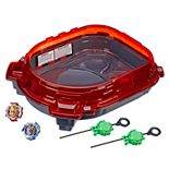 Beyblade Burst Turbo Slingshock Rail Rush Battle Set by Hasbro