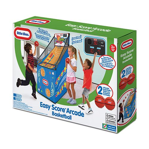 Little Tikes Easy Score Arcade - Basketball
