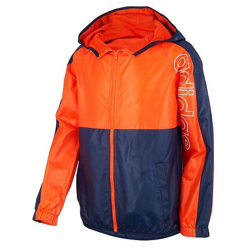 Boys 8-20 adidas Core Wind Breaker Jacket