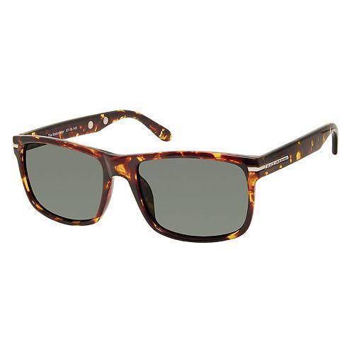 PRIVÉ REVAUX The Speculator 57mm Square Polarized Sunglasses