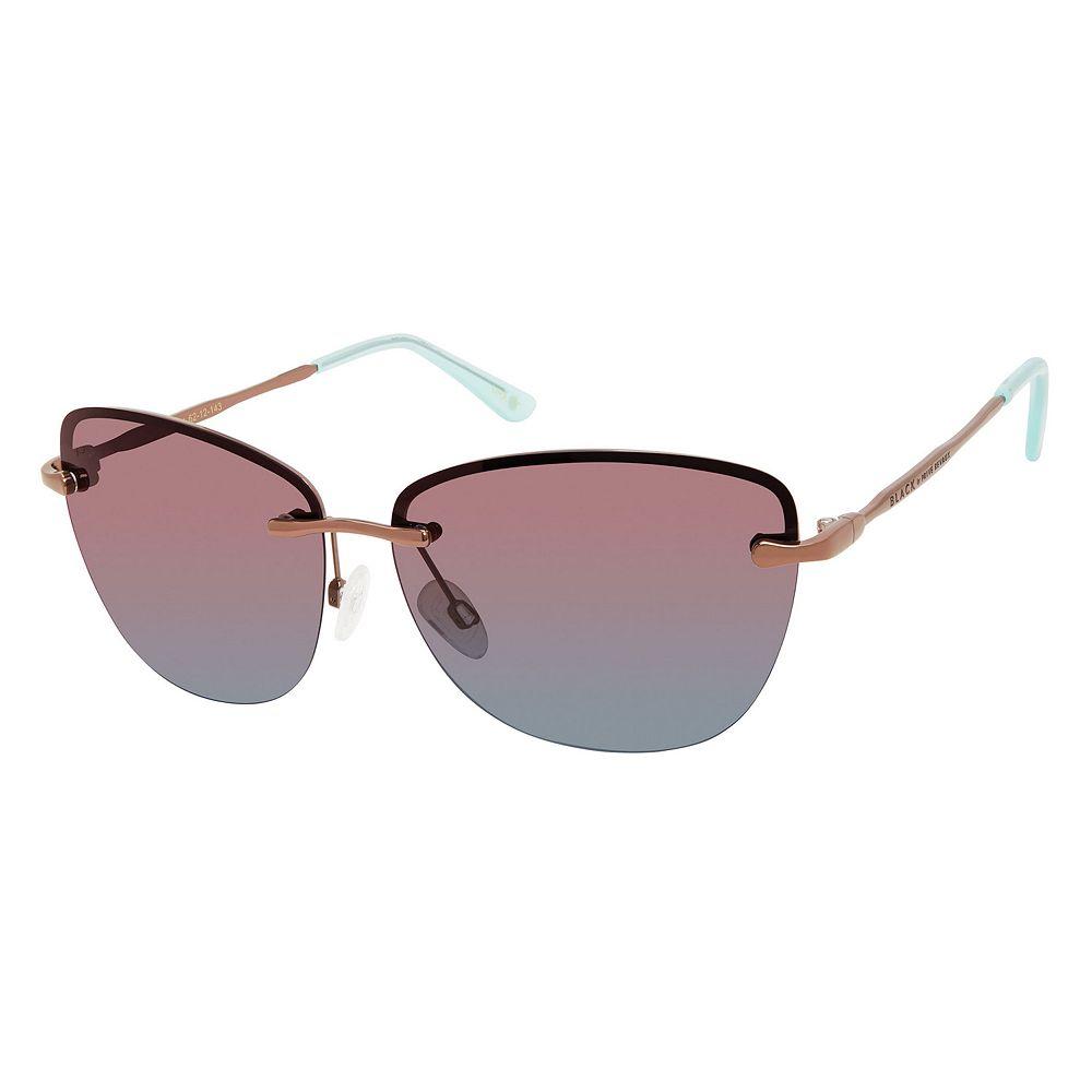 Women's PRIVÉ REVAUX The Highlight 63mm Rimless Polarized Sunglasses
