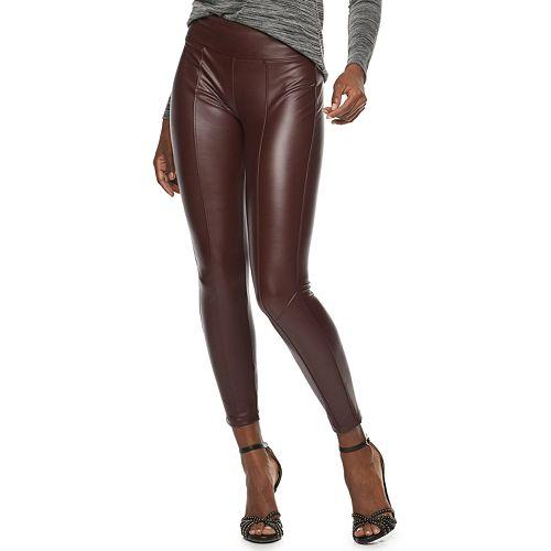 Women's Rock & Republic Faux Leather Legging