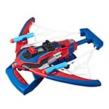 Spider-Man Web Shots Spiderbolt NERF Powered Blaster Toy by Hasbro