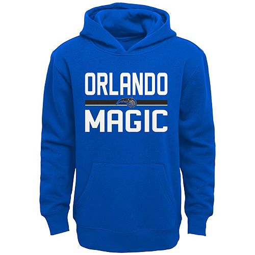 Boys 4-20 Orlando Magic Fleece Pullover Hoodie