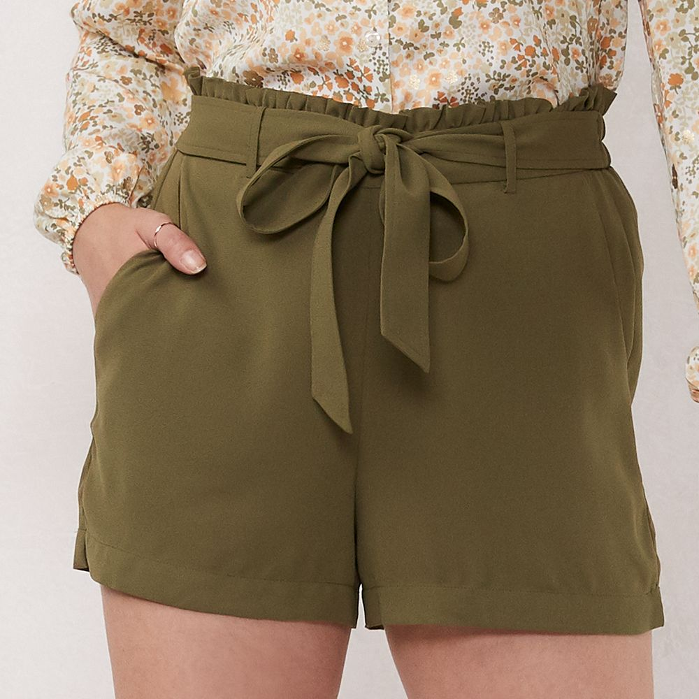 Women's LC Lauren Conrad Paper Bag Shorts