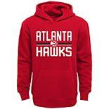 Boys 4-20 Atlanta Hawks Fleece Pullover Hoodie