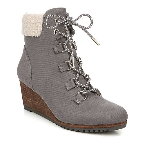 Dr. Scholl's Charmer Women's Wedge Boots